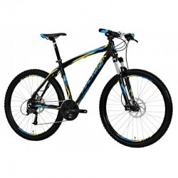 ROCK MACHINE MTB 27.5 650B HEATWAVE 90 SONDERMODELL