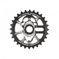 SHADOW SCREAM SPROCKET 28T BLACK
