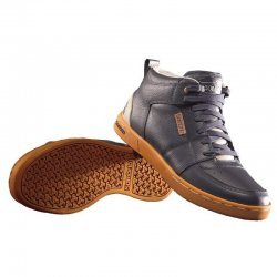 SOMBRIO LOAM MID TOP FREERIDE SCHUHE  blau/orange