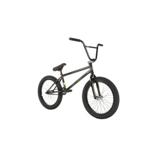 BMX-Rad Fit Mac Man 2019 trans- black 20.25TT