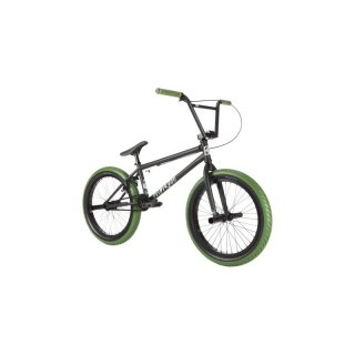 BMX-Rad Fit STR 2019 matt- black 20TT
