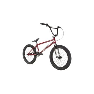 BMX-Rad Fit TRL 2019 trans-red 21TT