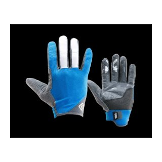 BikeAction Trigger Glove Blue