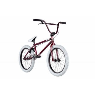 Blank Bikes Cell BMX dark- red 2017