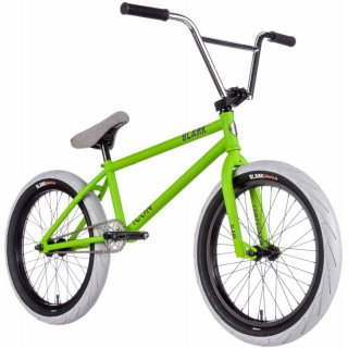 Blank Bikes Icon BMX 20.85TT matt lime 2018