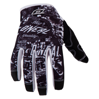 Jump Glove WILD black/white