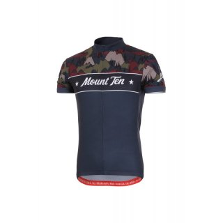 MOUNT TENM. 1/2 Bike Shirt