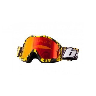 O`Nea B1 Mirror Goggle WOODY yellow