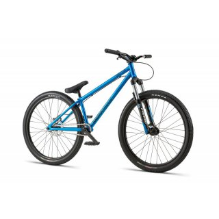 RADIO Dirtbike Griffin 22.6TT Mod. 18 metallic cyan