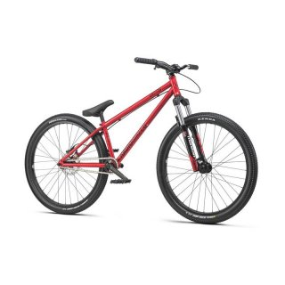 RADIO Dirtbike Griffin AM Mod. 19 metallic red 22.6TT