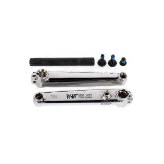 RANT BANGIN`8 SPLINE CRANKS 175MM chrome