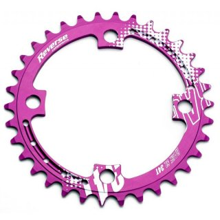 REVERSE Kettenblatt Race SL 4H 104mm 38T Purple