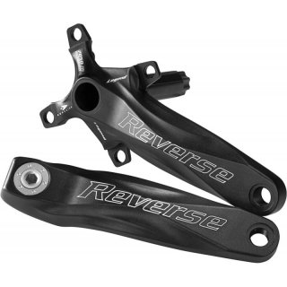REVERSE Kurbelarm Legend EVO DH 162.5mm Black Crank Arm +...