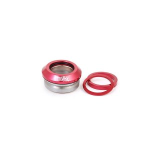 Total BMX MTB Scooter Steuersatz Internal Headset -rot-
