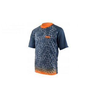 iXS Spelm grau orange L
